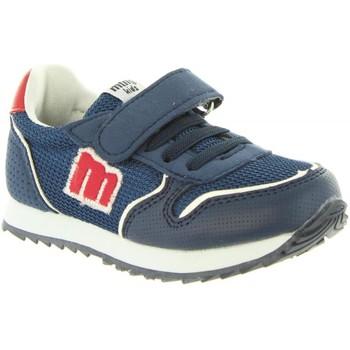 Chaussures Enfant Baskets basses MTNG 47601 VOIL Azul