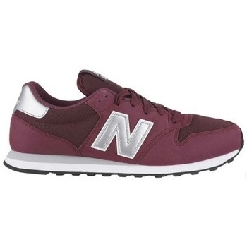 new balance gm500 cuir noir
