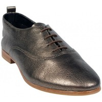 Chaussures Femme Derbies Hirica Derbie Barbara Bronze Multicolor