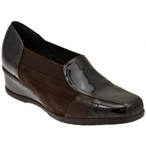 Chaussures Femme Mocassins Confort Élastique col Mocassins