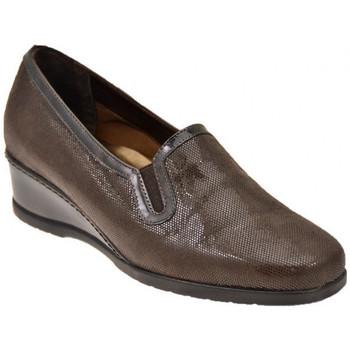 Chaussures Femme Mocassins Confort Lux avec élastique Mocassins