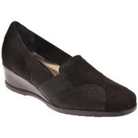Chaussures Femme Mocassins Confort Pigmenté avec élastique Mocassins