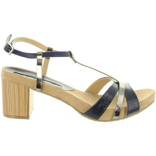 Maria Mare 66985 Azul - Chaussures Sandale Femme