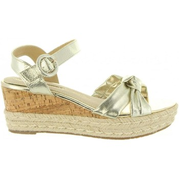 Chaussures Femme Espadrilles Maria Mare 67004 Gold