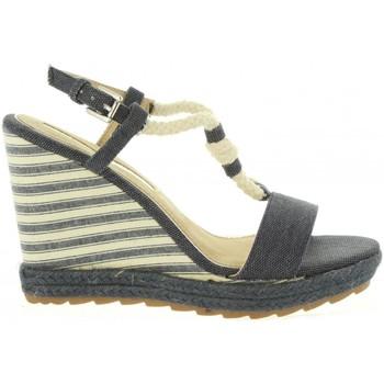 Chaussures Femme Espadrilles Maria Mare 67109 Azul