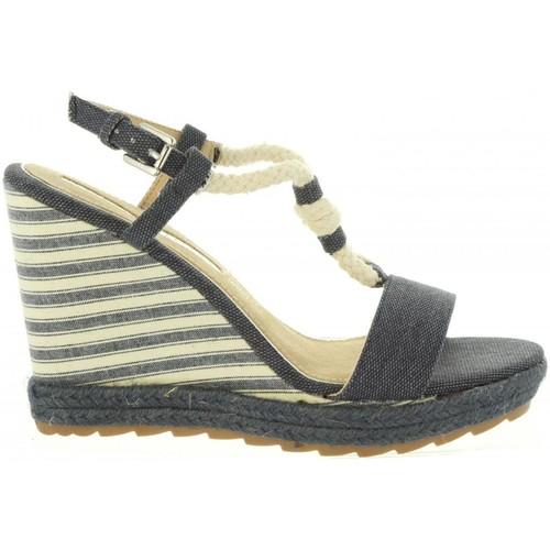 Maria Mare 67109 Azul - Chaussures Espadrilles Femme