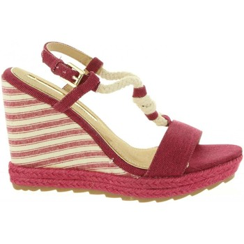 Chaussures Femme Espadrilles Maria Mare 67109 Rojo