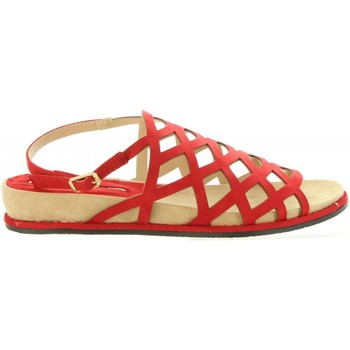 Chaussures Femme Sandales et Nu-pieds Maria Mare 67074 Rojo