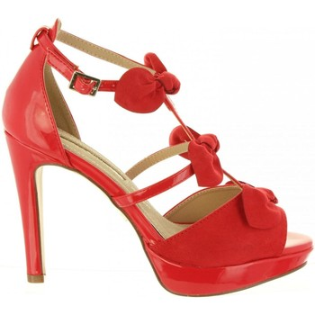 Chaussures Femme Sandales et Nu-pieds Maria Mare 67136 Rojo