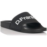 Chaussures Homme Claquettes D.Franklin 17517 Noir