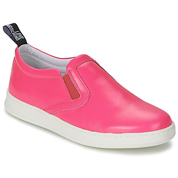 Chaussures Femme Slips on Love Moschino JB15153G0KJG0604 Rose