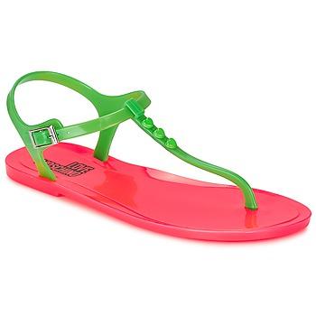 Sandale Love Moschino JA16381G0KJN180A Vert / Rose 350x350