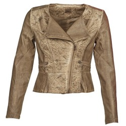 Vestes en cuir / synthétiques Cream LIL