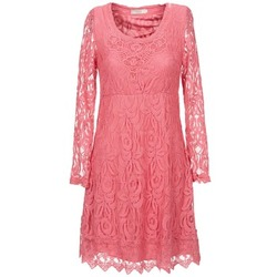 Vêtements Femme Robes courtes Cream ANNEMON LACE Rose