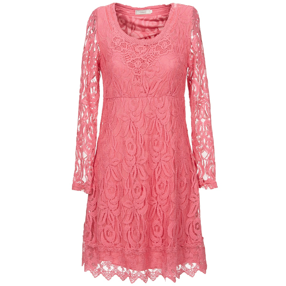 Cream ANNEMON LACE Rose