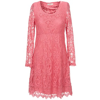 Robes Cream ANNEMON LACE Rose 350x350