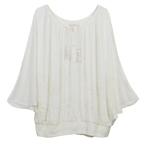 Vêtements Femme Tops / Blouses Cream DREY Ecru