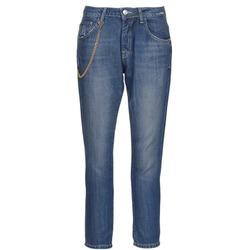 Vêtements Femme Jeans droit Gaudi AANDALEEB Bleu Medium