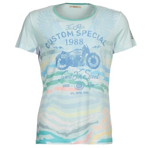 T-shirts & Polos Gaudi ABHIJVALA Bleu 350x350