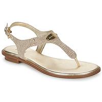 Chaussures Femme Sandales et Nu-pieds MICHAEL Michael Kors MK PLATE Or