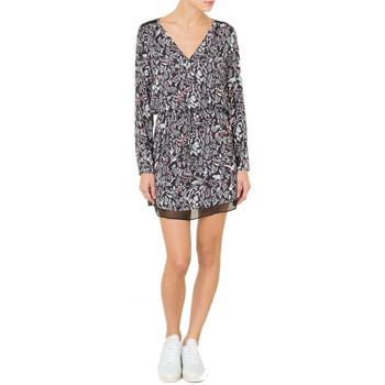 Vêtements Femme Robes courtes Marie Sixtine ANITA Noir