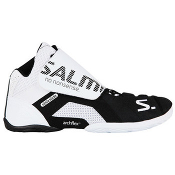 Chaussures Baskets montantes Salming Chaussures mixte  Slide 5 Goalie Indoor-39 blanc/noir