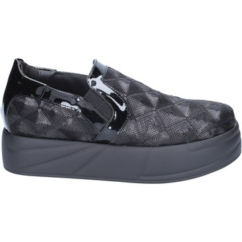 Jeannot Marque Slip On Mocassins Noir...