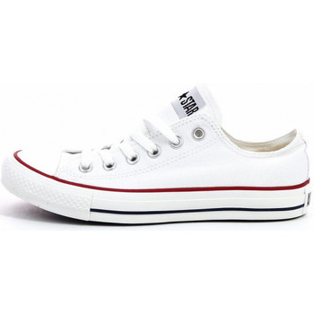 Chaussures Homme Baskets basses Converse All Star CT Canvas Ox - Ref. M7652 Blanc