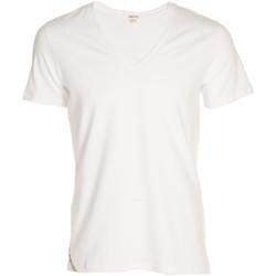 Vêtements Homme T-shirts manches courtes Diesel Tee-shirt  Umtee Jesse (Blanc) Blanc