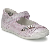 Chaussures Fille Ballerines / babies Little Mary SUBLIME Lilas