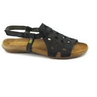 Chaussures Femme Sandales et Nu-pieds El Naturalista ELN-RRR-5064-BL Nero