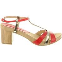 Chaussures Femme Sandales et Nu-pieds Maria Mare 66985 Rojo
