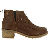 Chaussures Femme Boots El Naturalista N5102 IBON WOOD / KENTIA Pelle