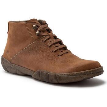 Chaussures Homme Boots El Naturalista N5083 PLEASANT WOOD / TURTLE Pelle