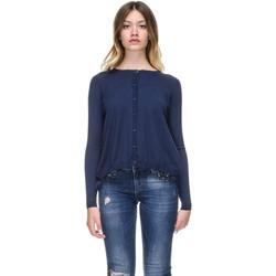 Vêtements Femme Gilets / Cardigans Liu Jo M67028 Bleu