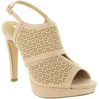 Chaussures Femme Sandales et Nu-pieds Maria Mare 67099 Beige