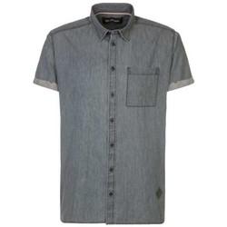 Vêtements Homme Chemises manches courtes Minimum WOODROW Noir