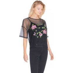 Vêtements Femme Tuniques Guess Top Imprimé fleuri Brodée (sp) 38