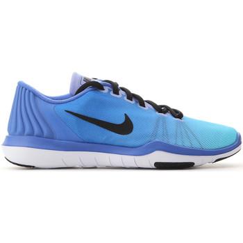 Chaussures Femme Fitness / Training Nike W  Flex Supreme TR 5 Fade 898472 400 niebieski