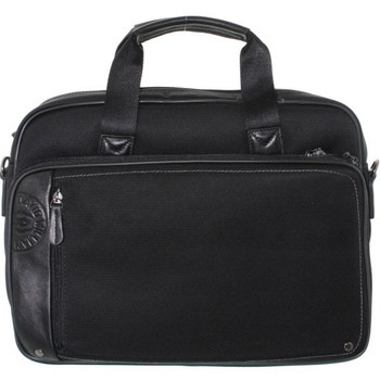 Sacs Homme Sacs ordinateur David William Sacoche ordinateur David Wiliam ref_lhc35930-noir Noir