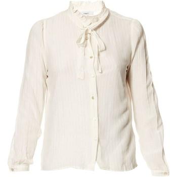 Vêtements Femme Tops / Blouses Suncoo LUCAS Blanc Cassé