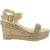 Chaussures Femme Espadrilles Maria Mare 67175 Marrón