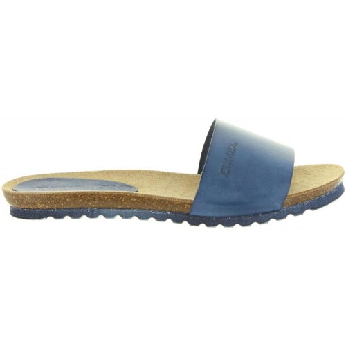 Cumbia Femme Her30616 Azul Claquettes Chaussures CWrBxEeQdo
