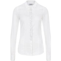 Vêtements Femme Chemises / Chemisiers Liu Jo W67195 T9371 Blanc