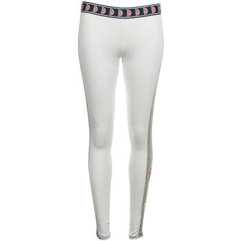 Vêtements Femme Leggings Ellesse Femme Legging blanc
