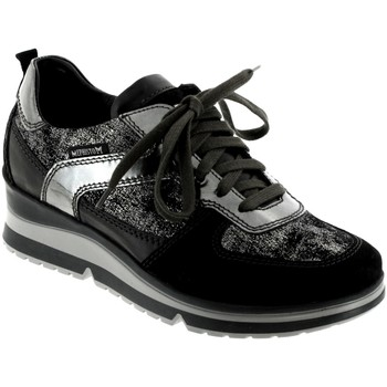 Chaussures Femme Baskets basses Mephisto Vicky Noir cuir