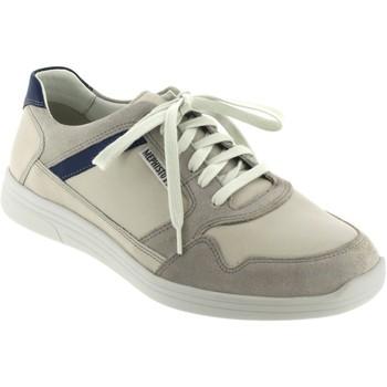 Chaussures Homme Baskets basses Mephisto Felipe Ecru cuir