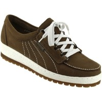 Chaussures Femme Baskets basses Mephisto Lady Marron nubuck