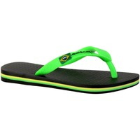 Chaussures Tongs Ipanema Tong classic brasil 2 kids Black