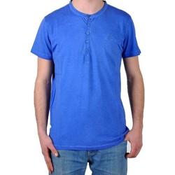 Vêtements Homme T-shirts manches courtes Joe Retro T-Shirt tune Bleu
